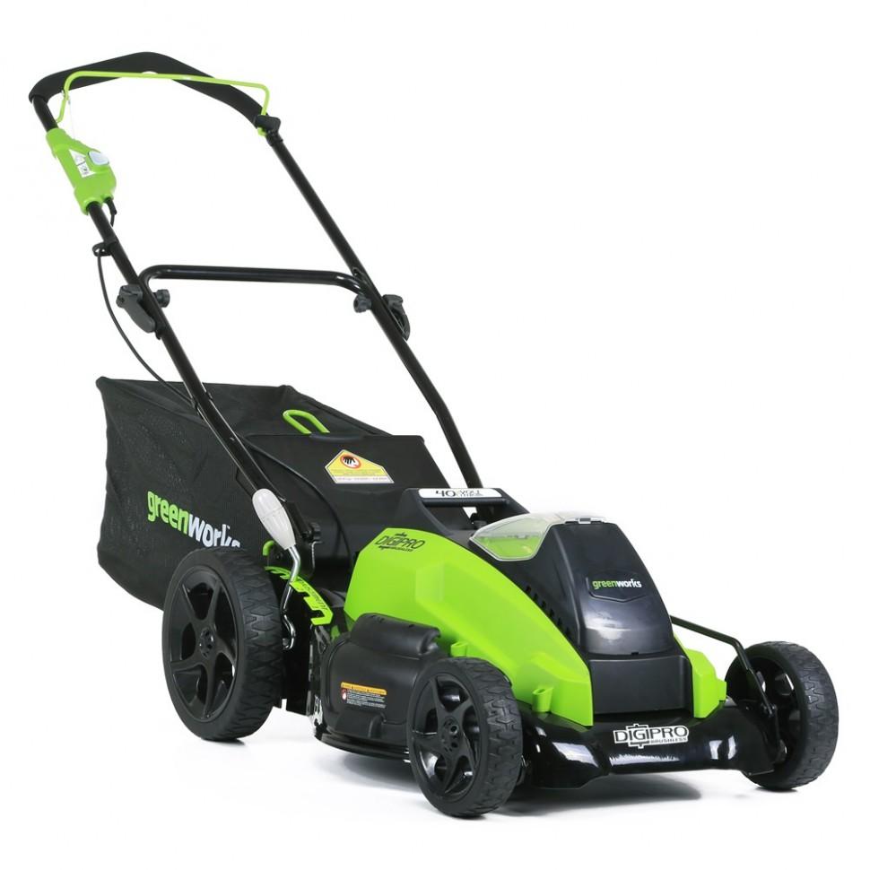 аккумулятор для газонокосилки Greenworks 40в