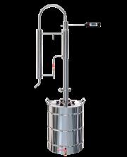 Дровяной самогонный аппарат термометр для самогонного бавария