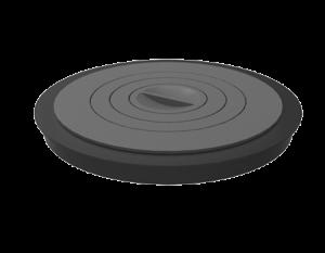 Плита чугунная 440
